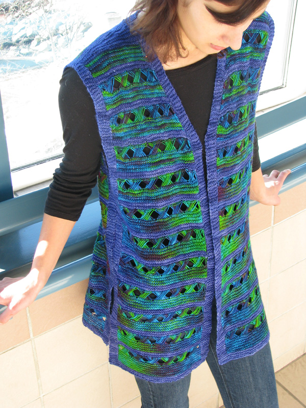 Knitting Patterns Blog from SweaterBabe.com: New Knitting Patterns