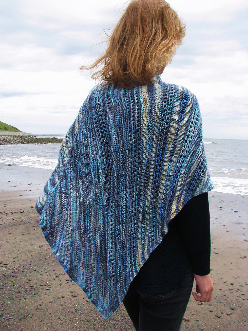 Sea Storm - ILGA LEJA - Classic Knitting Patterns for the