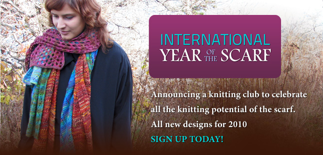 International Year of the Scarf